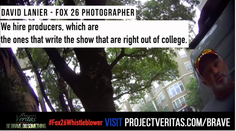 "elle6 BREAKING: Fox 26 Reporter Releases tape of 'Corruption,' 'Censorship.' Fox Corp Boss told Hecker ""cease & desist"""
