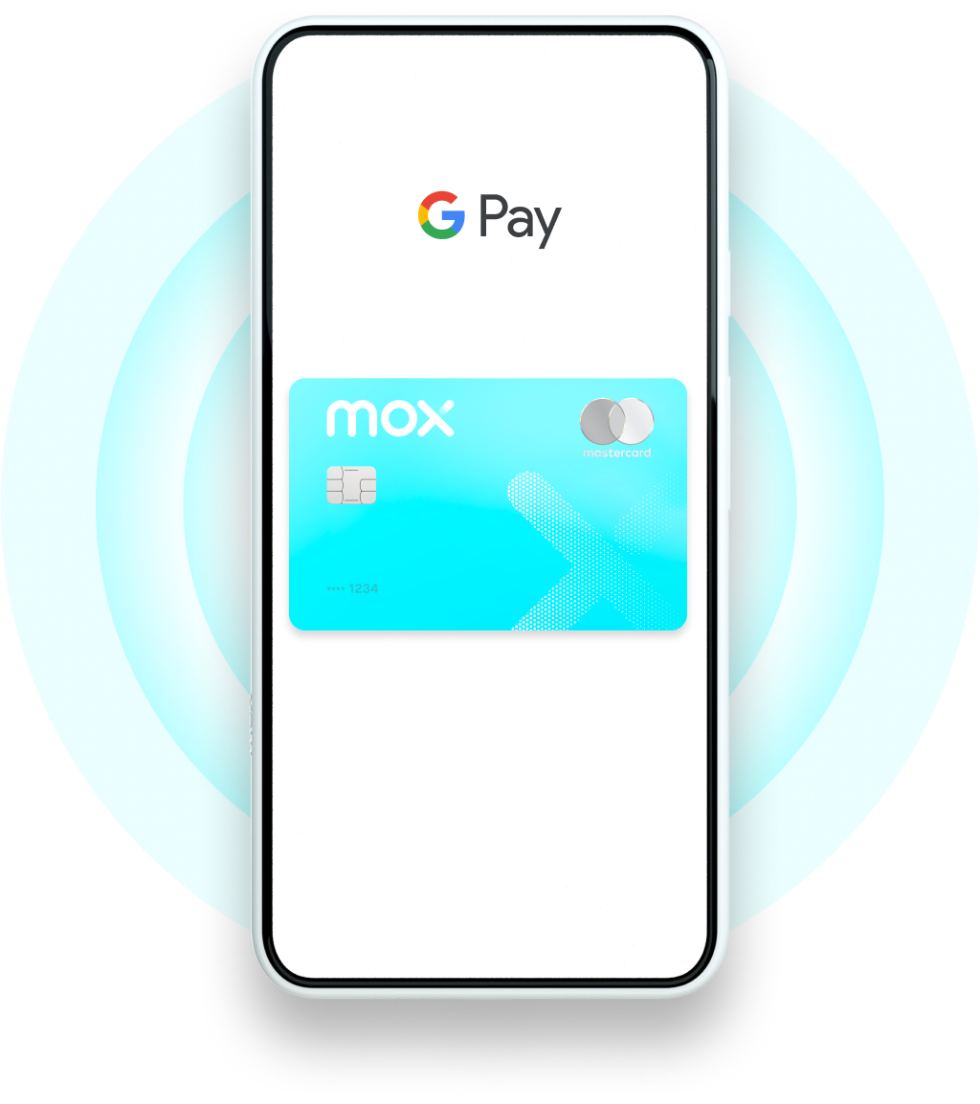 Use Google Pay with Mox
