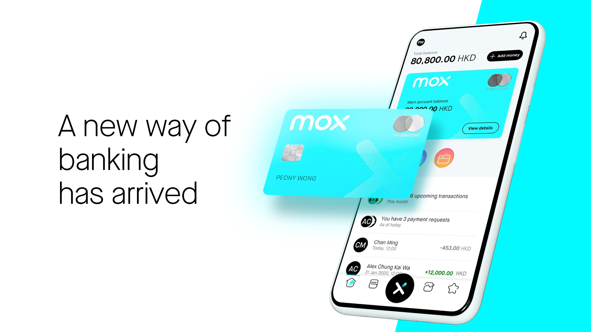 Introducing Mox