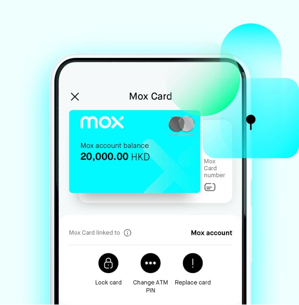 Mox Card – the only card you need. Asia's first numberless all-in-one bank card, taking privacy and security to the next level