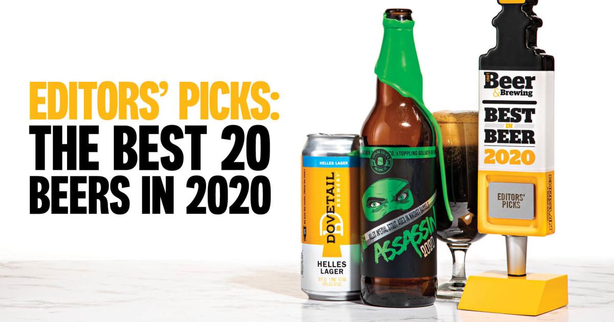 The Best 20 Beers In 2020 Craft Beer Brewing