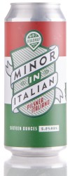 Roadmap Brewing Co Minor In Italian Image