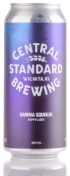 Central Standard Brewing Gamma Squeeze Image