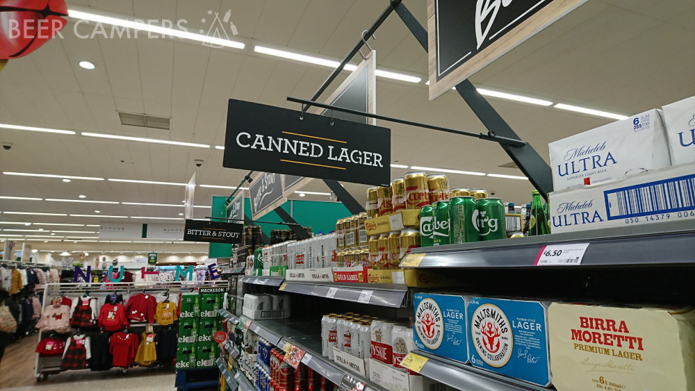 [WATERMARKED] Grocery Lager