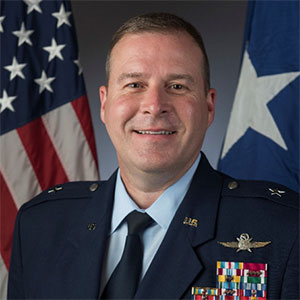 Brigadier General Chad Raduege