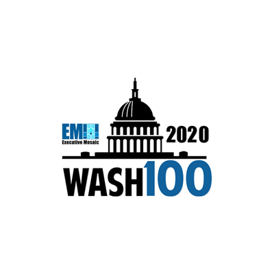 Wash 100 2020 Award Logo
