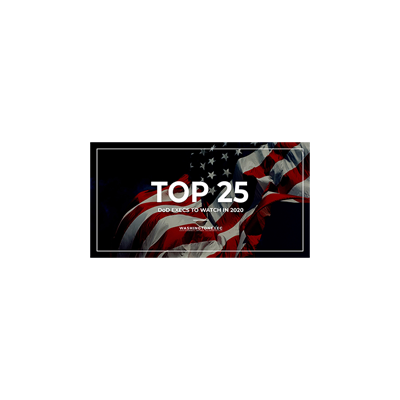 Washington Exec Top25 logo