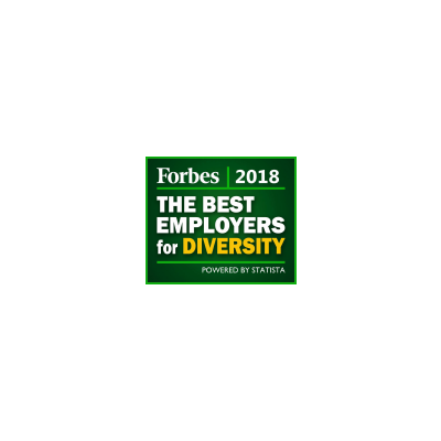 the best employers for diversity logo from forbes