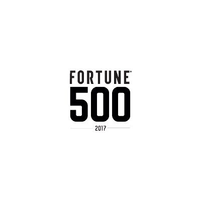 fourtune 500 logo from 2017