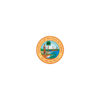 Governor Rick Scott's Business Ambassador Award logo