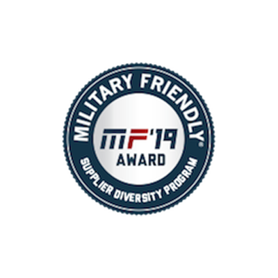 Military Friendly Supplier Award