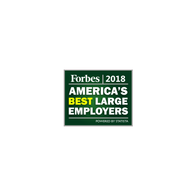 america's best large employers logo from forbes