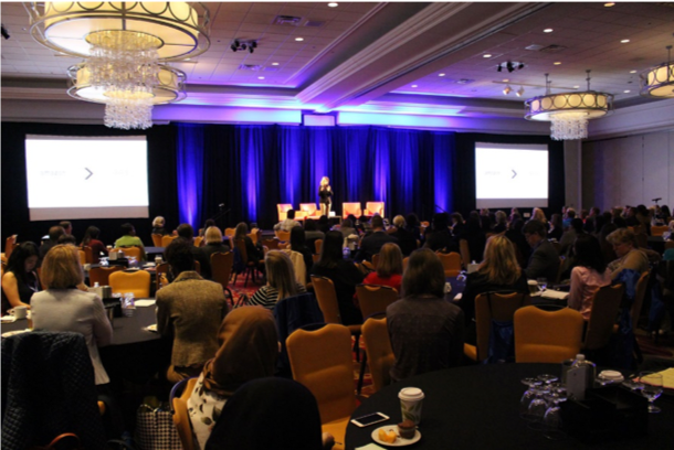 Latest > Women + Technology Summit Empowers Women in IT > 2nd image