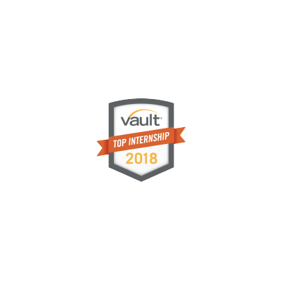 vault top internship logo