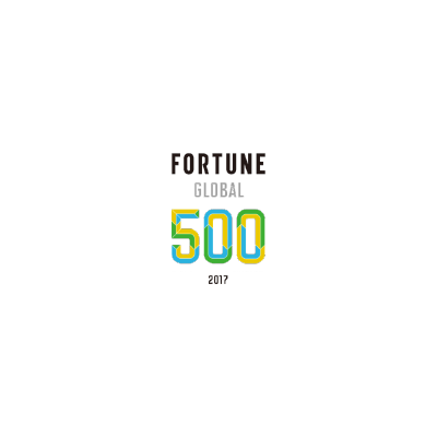 fortune 500 global logo from 2017