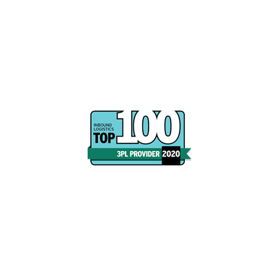 Top 100 Third-Party Logistics (3PL) Provider logo