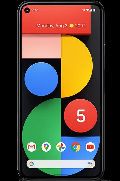 Google Pixel 5 - Front