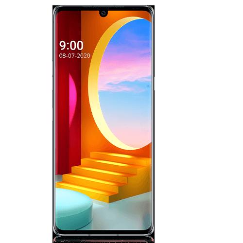 LG Velvet 5G - Front
