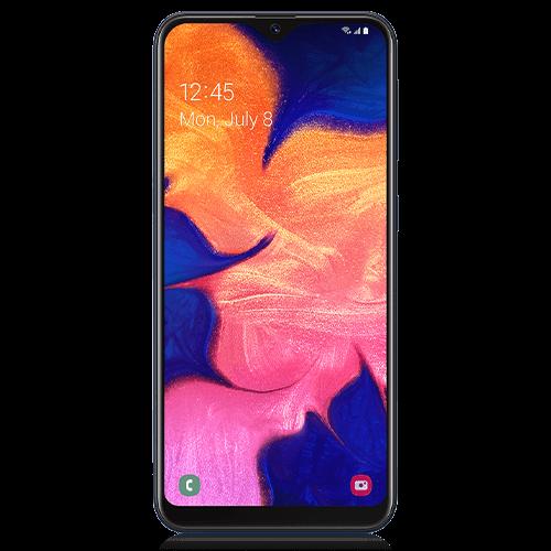 Samsung Galaxy A10e - Front