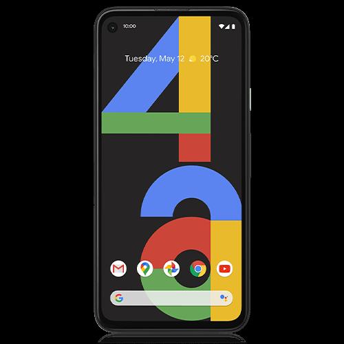 Google Pixel 4a - Front