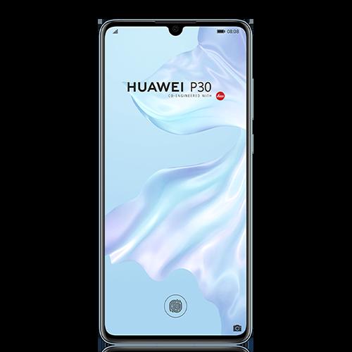 Huawei P30 - Front