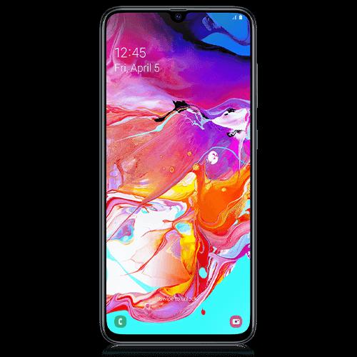 Samsung Galaxy A70 - Front
