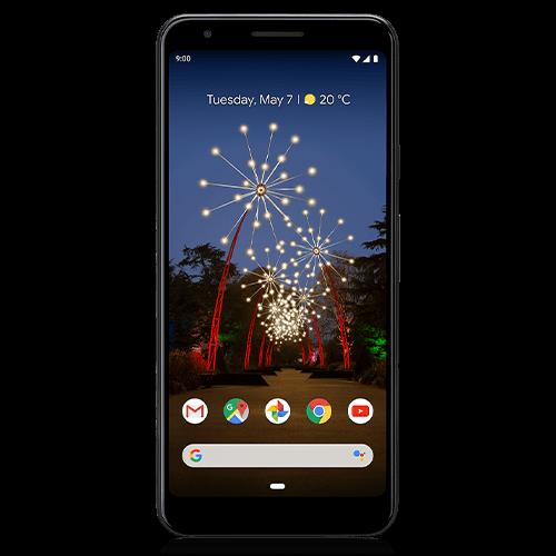 Google Pixel 3a - Front