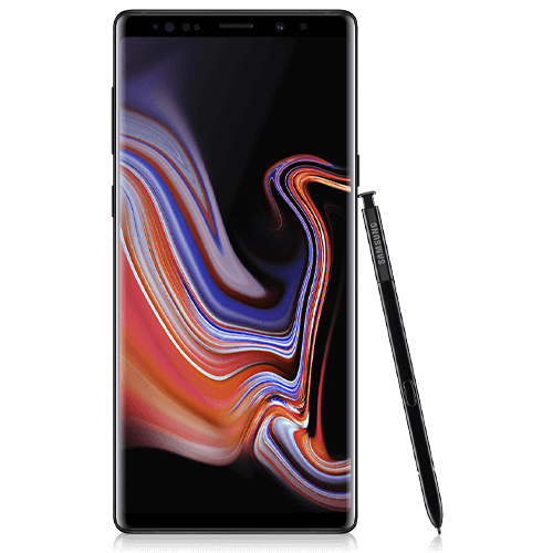 Samsung Galaxy Note9 - Front