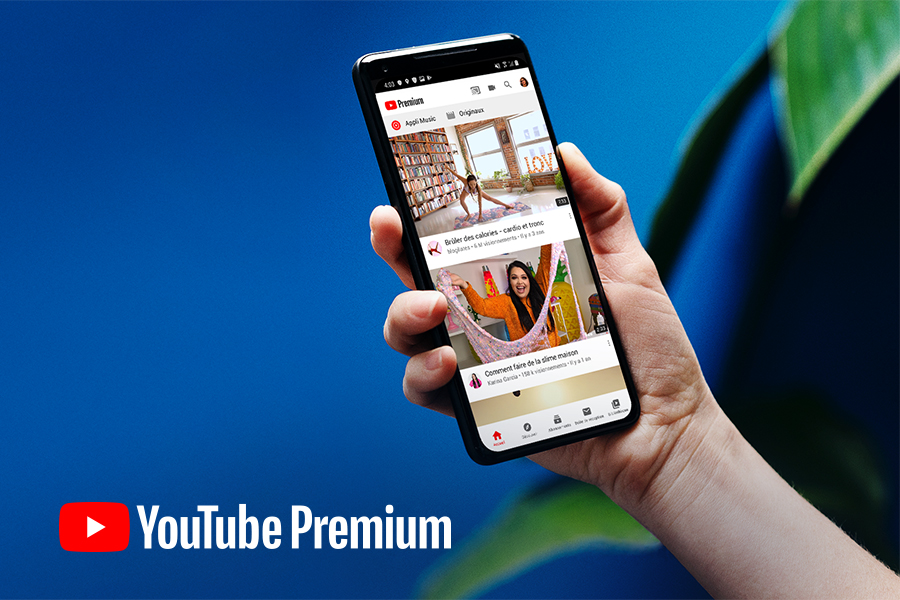 This week's Fido XTRA: Youtube Premium