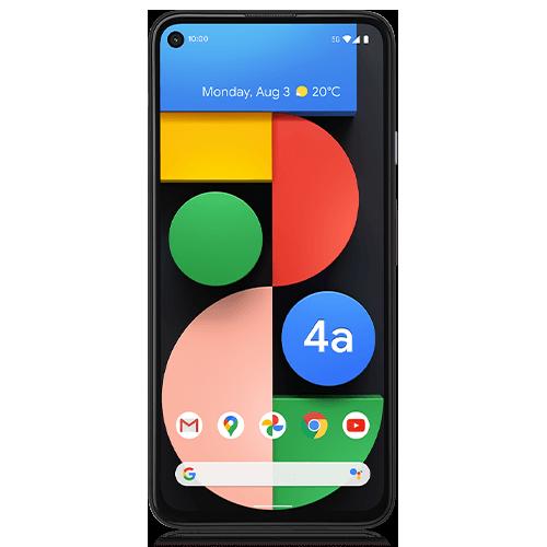 Google Pixel 4a 5G - Front