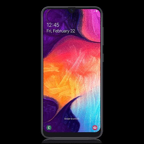 Samsung Galaxy A50 - Front