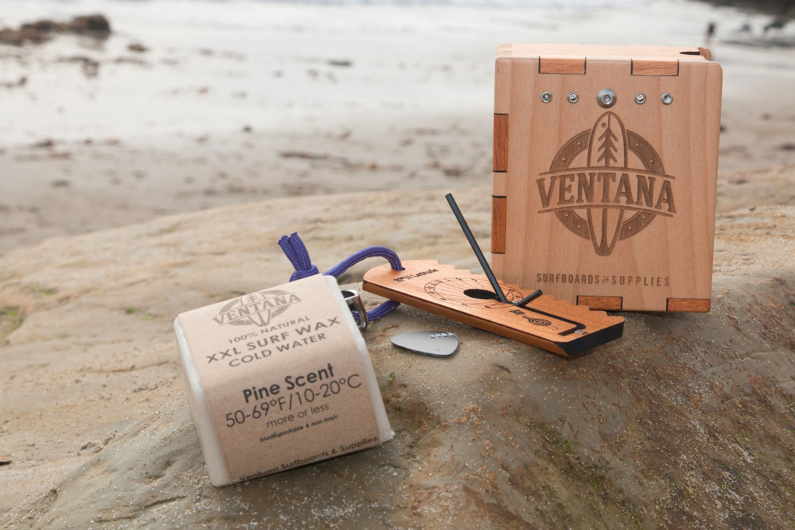 Ventana Save-A-Surf Box. Photo by David Dennis.