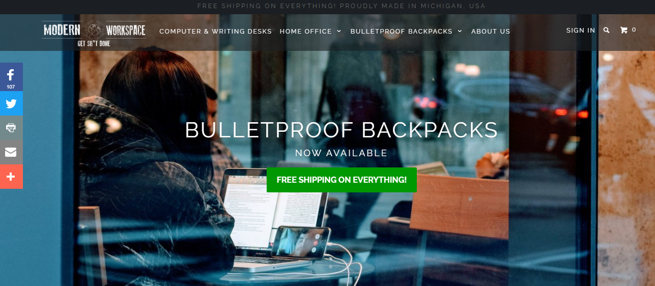 Growing An Online Furniture Shop To $13k/mo Post-Military - Starter