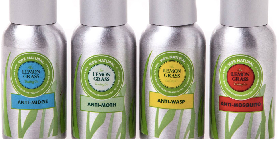 Lemongrass Mini-sprays