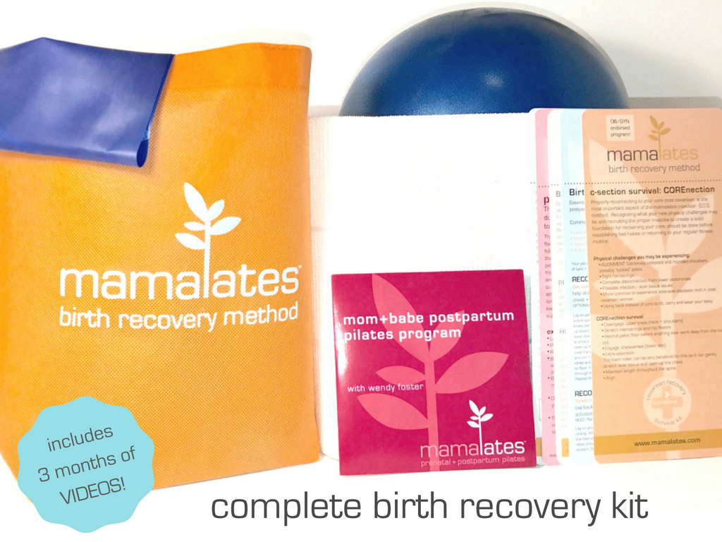 complete birth recovery kit-2