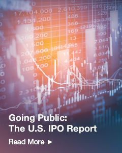Going Public: The U.S. IPO Report