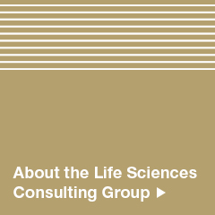 About the Life Sciences Consulting Group Right Hand Side