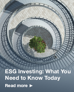 ESG Investing: What You Need to Know Today