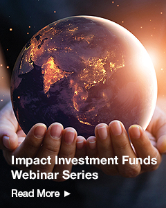 Impact Investing Funds Webinar Series
