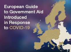 European Guide to Government Aid Introduced in Response to COVID-19