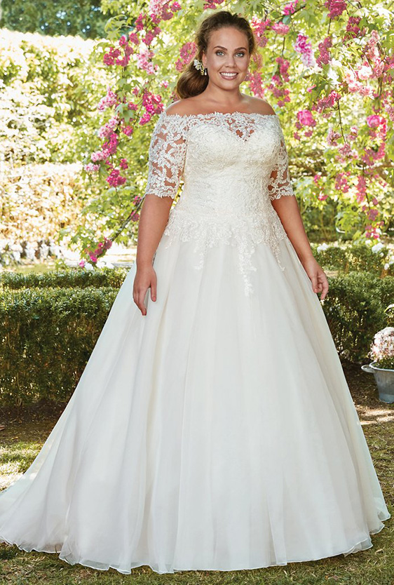 Plus Size Wedding Dresses and Gowns | Maggie Sottero