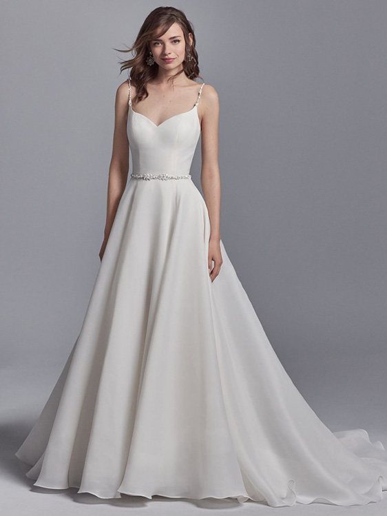 5f6d10449d9 Simple Wedding Dresses