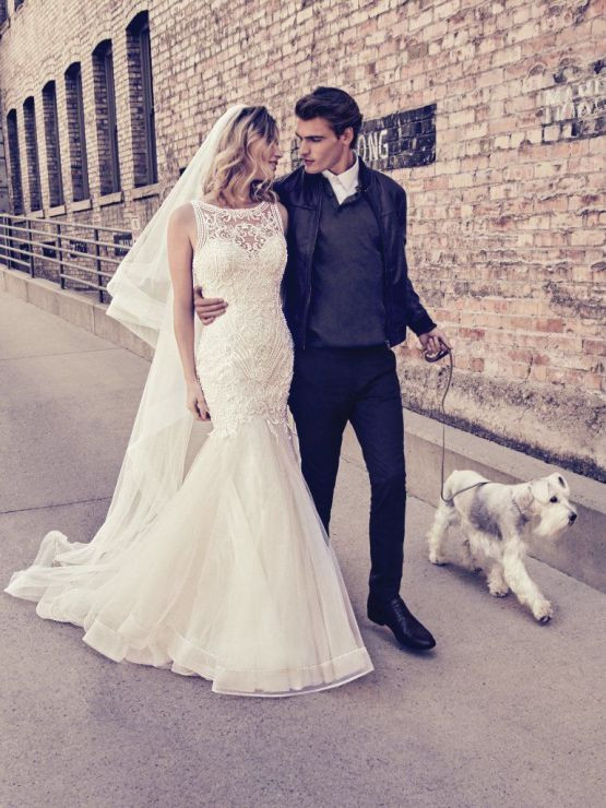 Mermaid Style Wedding Dress.Mermaid Wedding Dresses Maggie Sottero