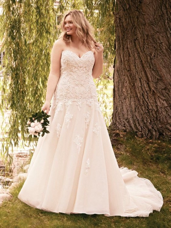 Boho Wedding Dresses By Maggie Sottero