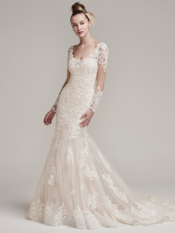 Wedding Dresses and Gowns with Sleeves | Maggie Sottero