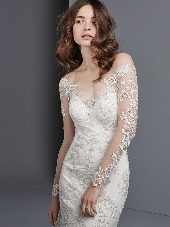 Wedding Dresses And Gowns With Sleeves Maggie Sottero