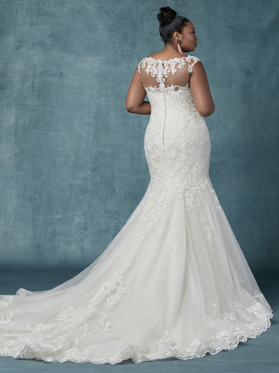 16cc2e4467 Plus Size Wedding Dresses and Gowns | Maggie Sottero