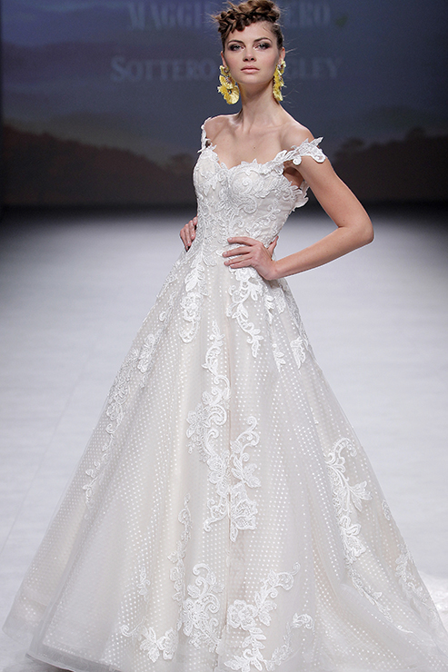 Vintage,Inspired Wedding Dresses and Gowns by Maggie Sottero
