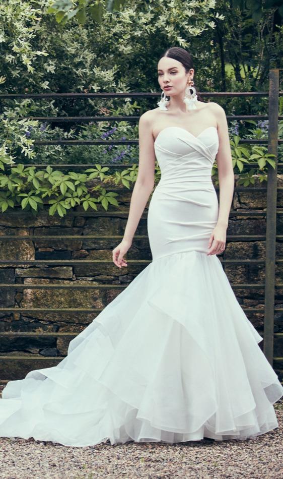 Simple Wedding Dresses Maggie Sottero