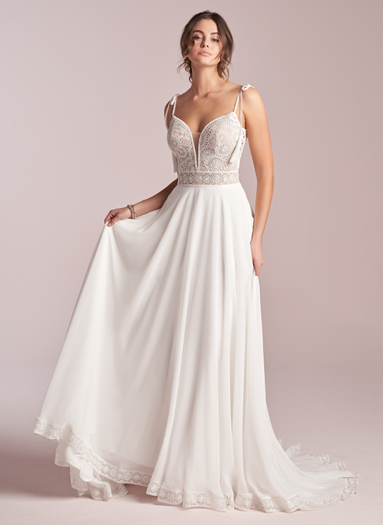 Beach Wedding Dresses And Gowns Maggie Sottero
